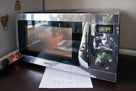 микроволновая печь scarlett sc-099 инструкция